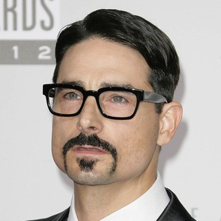 Kevin Richardson, Backstreet Boys in The 40th Anniversary American Music Awards - Arrivals
