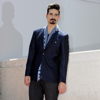Kevin Richardson, Backstreet Boys in Backstreet Boys Are Honoured with A Hollywood Star on The Hollywood Walk of Fame