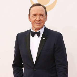 Kevin Spacey in 65th Annual Primetime Emmy Awards - Arrivals