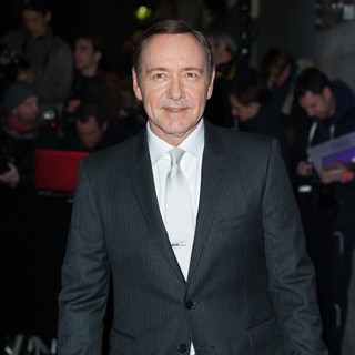 Kevin Spacey in London Evening Standard Theatre Awards - Arrivals