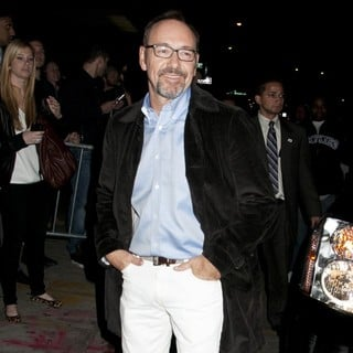Kevin Spacey in Premiere of Margin Call - Outside Arrivals - kevin-spacey-premiere-margin-call-01