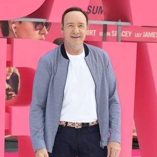 Kevin Spacey in Baby Driver European Film Premiere