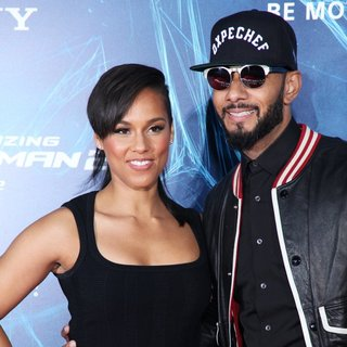 Alicia Keys in New York Premiere of The Amazing Spider-Man 2 - Red Carpet Arrivals - keys-beatz-premiere-the-amazing-spiderman-2-02