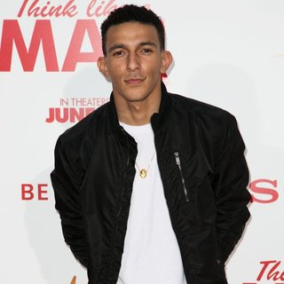 Khleo Thomas in Film Premiere of Think Like a Man Too