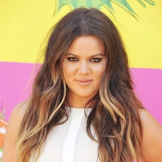Khloe Kardashian in Nickelodeon's 26th Annual Kids' Choice Awards - Arrivals