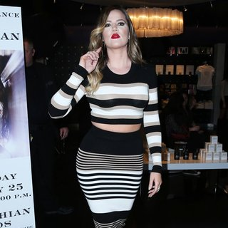 Khloe Kardashian in Khloe Kardashian Appears at Kardashian Khaos