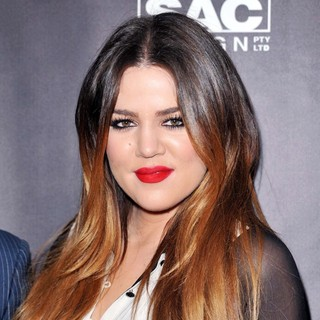 Khloe Kardashian in Kardashian Kollection Handbag Launch at Hugo's