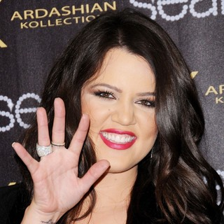 Khloe Kardashian in The One Year Anniversary of The Kardashian Kollection