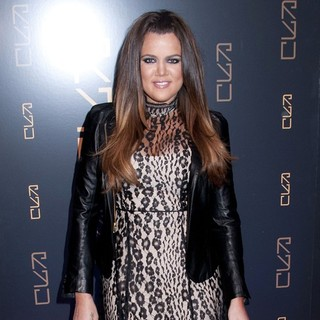 Khloe Kardashian in The RYU Restaurant Grand Opening