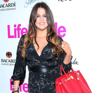 Khloe Kardashian in Life and Style Celebrate A Summer of Style - Arrivals