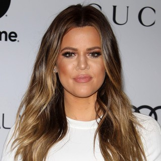 Khloe Kardashian in The Hollywood Reporter's Women in Entertainment Breakfast
