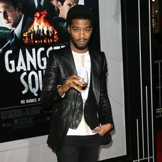 Kid Cudi - The Los Angeles World Premiere of Gangster Squad - Arrivals