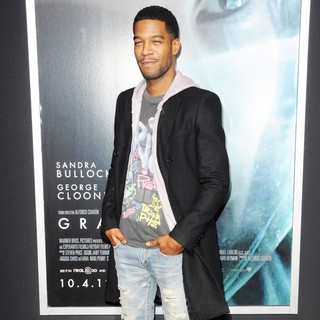 Kid Cudi - New York Premiere of Gravity - Arrivals