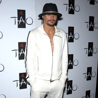 Kid Rock in Concert After Party
