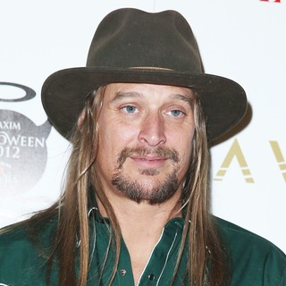 Maxim 2012 Halloween Party Hosted by Kid Rock