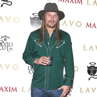 Maxim 2012 Halloween Party Hosted by Kid Rock - kid-rock-maxim-2012-halloween-party-04
