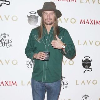 Kid Rock in Maxim 2012 Halloween Party Hosted by Kid Rock