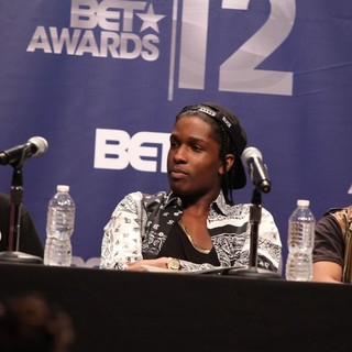 The Astronomical Kid, A$AP Rocky, Big Sean in BET Awards 12 Nominations Press Conference