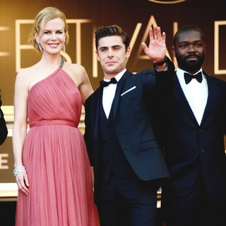 Nicole Kidman, Zac Efron, David Oyelowo in The Paperboy Premiere - During The 65th Cannes Film Festival