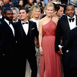 David Oyelowo, Zac Efron, Nicole Kidman, Lee Daniels in The Paperboy Premiere - During The 65th Cannes Film Festival