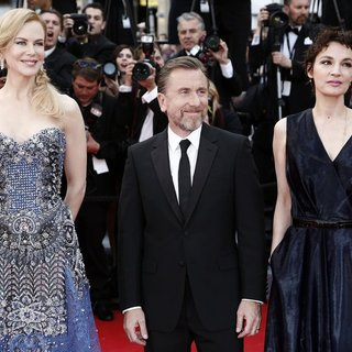 Nicole Kidman, Tim Roth, Jeanne Balibar in 67th Cannes Film Festival - Opening Ceremony