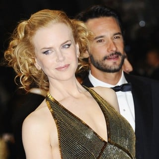 Nicole Kidman, Rodrigo Santoro in Hemingway and Gellhorn Premiere - During The 65th Annual Cannes Film Festival