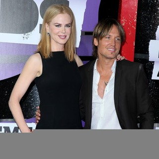 Nicole Kidman, Keith Urban in 2013 CMT Music Awards - Arrivals