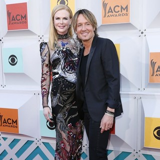 Keith Urban - The 51st Academy of Country Music Awards - Red Carpet Arrivals