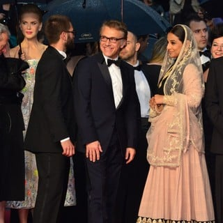 Nicole Kidman, Christoph Waltz, Vidya Balan in Opening Ceremony of The 66th Cannes Film Festival - The Great Gatsby - Premiere