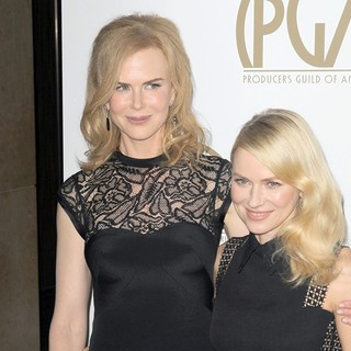 Nicole Kidman, Naomi Watts in 24th Annual Producers Guild Awards - Arrivals