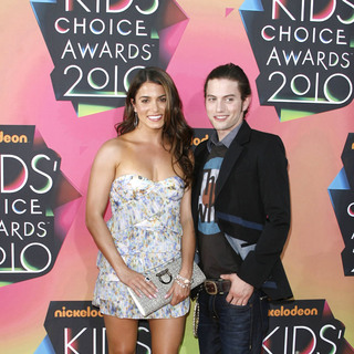Nikki Reed, Jackson Rathbone in Nickelodeon's 23rd Annual Kids' Choice Awards - Arrivals