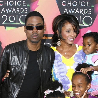 Chris Rock in Nickelodeon's 23rd Annual Kids' Choice Awards - Arrivals