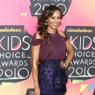 Melanie Brown in Nickelodeon's 23rd Annual Kids' Choice Awards - Arrivals