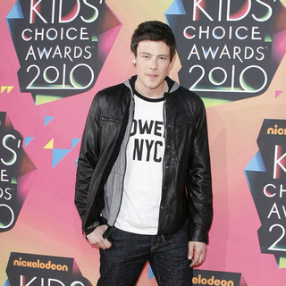 Cory Monteith in Nickelodeon's 23rd Annual Kids' Choice Awards - Arrivals