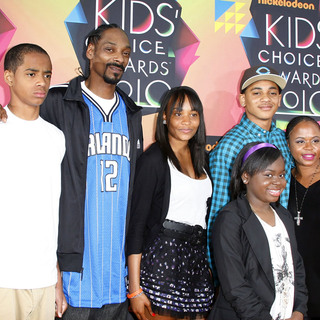 Ludacris in Nickelodeon's 23rd Annual Kids' Choice Awards - Arrivals