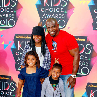 Terry Crews in Nickelodeon's 23rd Annual Kids' Choice Awards - Arrivals