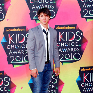 Stephen Lunsford in Nickelodeon's 23rd Annual Kids' Choice Awards - Arrivals