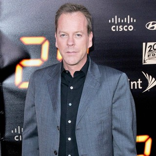 Kiefer Sutherland in 24 Series Finale Party - Arrivals