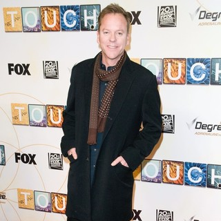 Kiefer Sutherland in World Premiere of Touch - Red Carpet