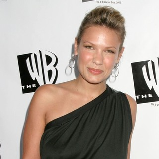 Kiele Sanchez in The WB Television Network's 2005 All Star Celebration