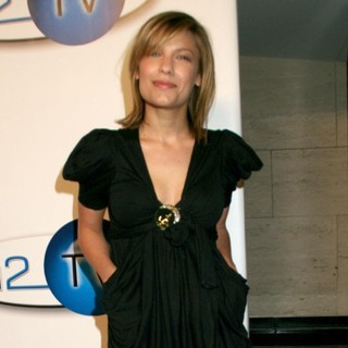 Kiele Sanchez in Launch of AOL and Warner Bros IN2TV