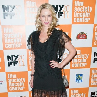 Kiera Chaplin in NYFF Presents My Week With Marilyn Premiere