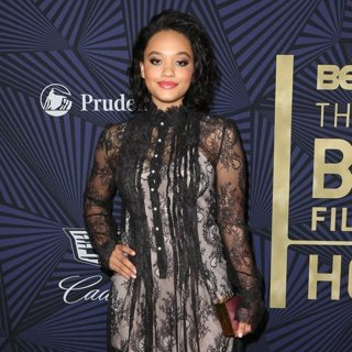 Kiersey Clemons-BET's 2017 American Black Film Festival Honors Awards