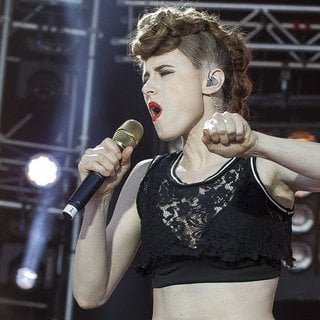 Kiesza in MTV Crashes Plymouth