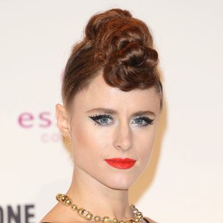 Kiesza in MTV Europe Music Awards 2014 - Press Room
