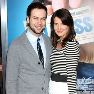 Taran Killam, Cobie Smulders in Los Angeles Premiere of Warner Bros. Pictures' Hall Pass