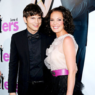 Ashton Kutcher, Katherine Heigl in Los Angeles Premiere of 'Killers' - Arrivals