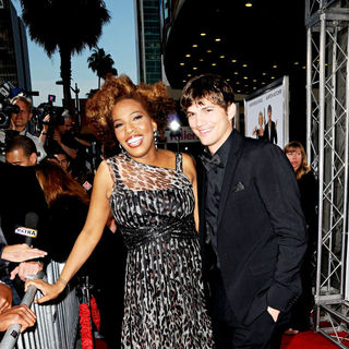 Macy Gray, Ashton Kutcher in Los Angeles Premiere of 'Killers' - Arrivals