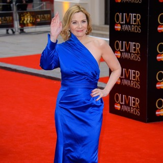 Kim Cattrall - The Olivier Awards 2013 - Arrivals