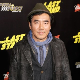 Kim Jee Woon in The World Premiere of The Last Stand
